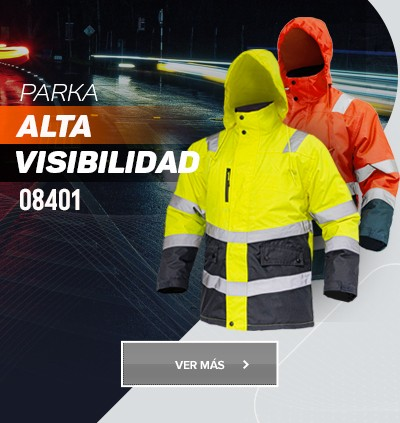 Parka Alta visibilidad