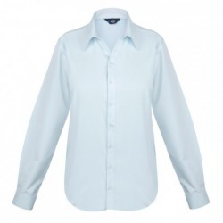 Blusa Oxford Light Manga...