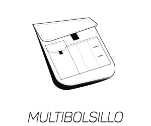 Multibolsillo